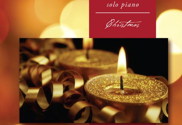 Christmas Solo Piano album cover
