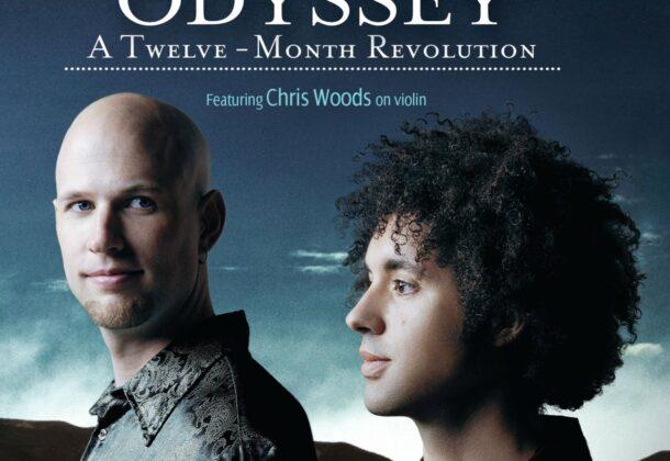 Odyssey CD Cover